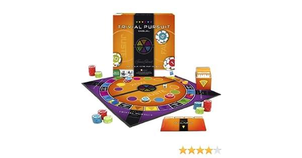 Hasbro 49881 – Juego de Tablero – Trivial Pursuit Casual: Amazon.es: Juguetes y juegos