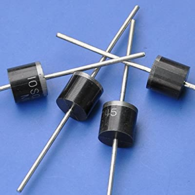 Electronics-Salon 100 PCS 10SQ045 10A 45V Schottky Diodes, for Solar Panel / Wind, Rectifier, 10AMP