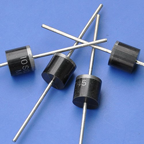 Electronics-Salon 10 PCS 10SQ045 10A 45V Schottky Diodes, for Solar Panel / Wind, Rectifier, 10AMP