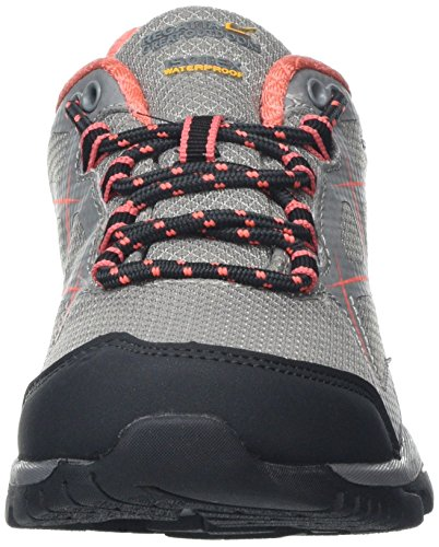 Hiking Lady Low Boots Rockgr Regatta Low Nepea Kota 335 Grey Rise Women's HdqwUw6Zx