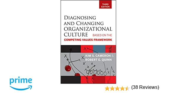 Diagnosing and Changing Organizational Culture: Based on the ...