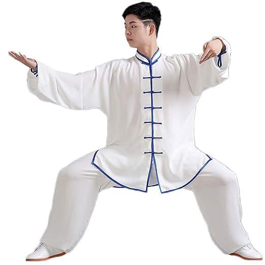 Tai Chi Ropa Uniforme Shaolin Artes Marciales Chino Tradicional ...