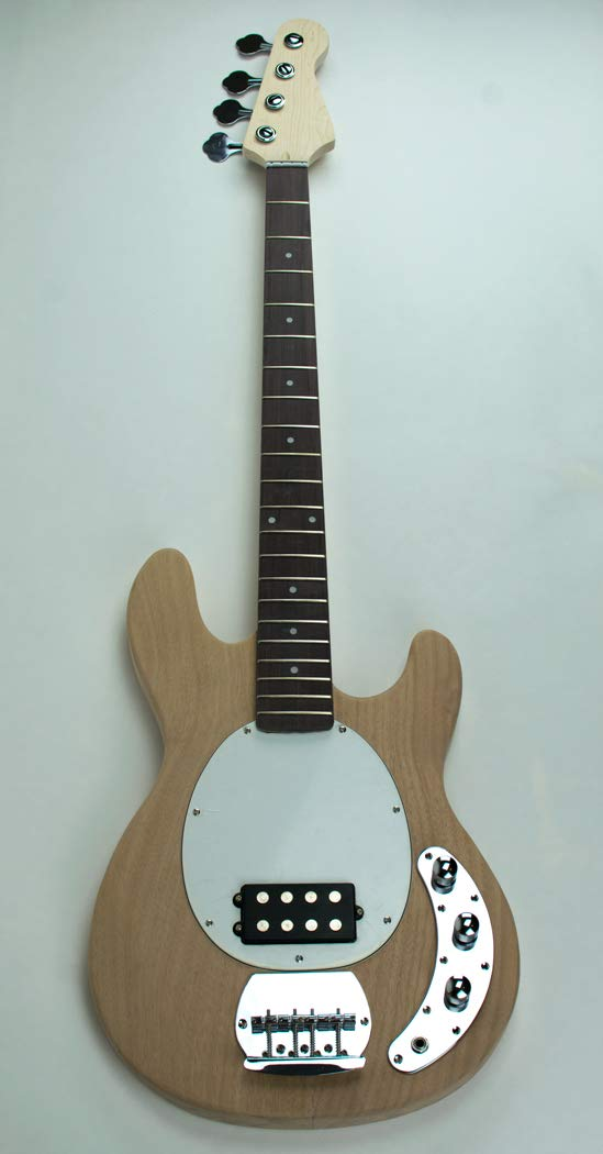 Diy Bass Music Man Sting Ray Diy Kit Build Your Own Guitar Kit