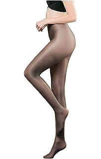 4373e8cc2 1 DDLIN Sexy Glitter Shimmer Control Top Pantyhose Shiny Silky Sheer ...