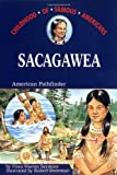img - for Sacagawea: American Pathfinder (Childhood Of Famous Americans) book / textbook / text book