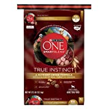 Purina ONE High Protein Natural Dry Dog Food; Smar...