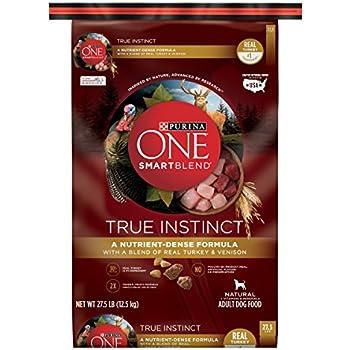Amazon.com: Purina ONE Natural Dry Dog Food; SmartBlend