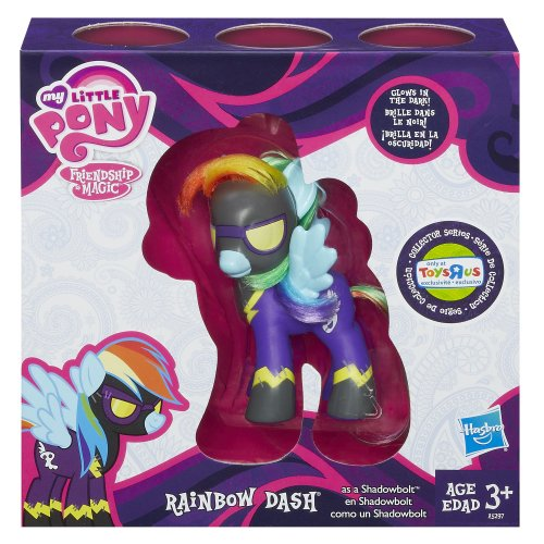 My Little Pony Friendship is Magic Limited Exclusive Rainbow Dash as Shadowbolt Shadow Bolt