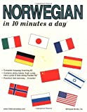 Norwegian in 10 Minutes a Day (10 Minutes a Day Series) (English and Norwegian Edition)