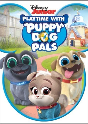 DISNEY PUPPY DOG PALS: PLAYTIME WITH PUPPY DOG PALS (HOME VIDEO RELEASE)