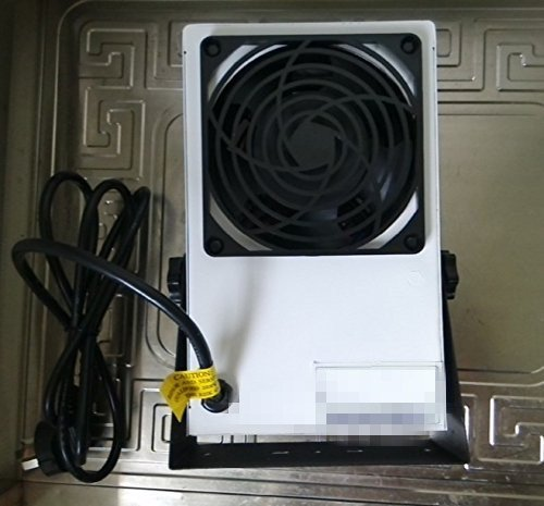 Ionizing Air Blower Fan ESD Static Eliminator Anti-Static Ionizer 110V or 220V by YUCHENGTECH (Image #2)