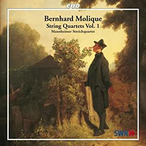 Molique: String Quartets, Vol 1