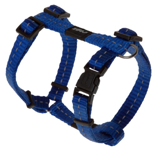 Reflective Adjustable Harness matching available