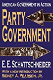 What do we need to know about political parties in order to understand them? In his classic study E. E. Schattschneider delineates six crucial points: A political party is an organized attempt to get control of the government. Parties live in a hi...