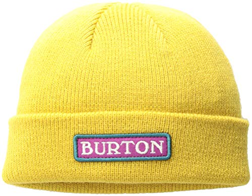Burton Boys Mini Beanie, Sun Glow, One - Mini Burton