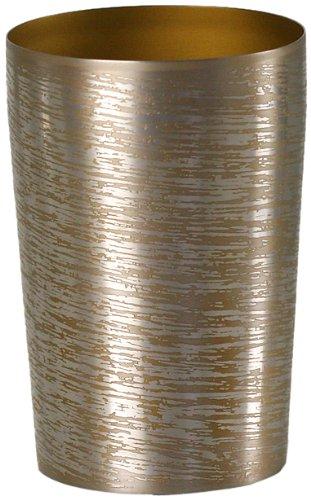 Double Tumbler Birch Premium Light Brown Horie Titanium
