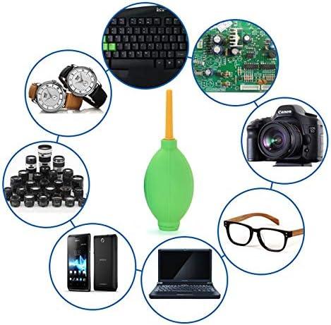 N11 Gummi Luft Gebl/äse Pumpe Staubsauger Reparaturwerkzeug f/ü Reinigung Handy PC