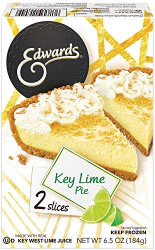 Edward's, SingleServe Key Lime Pie, 6.5 oz (Frozen) ()