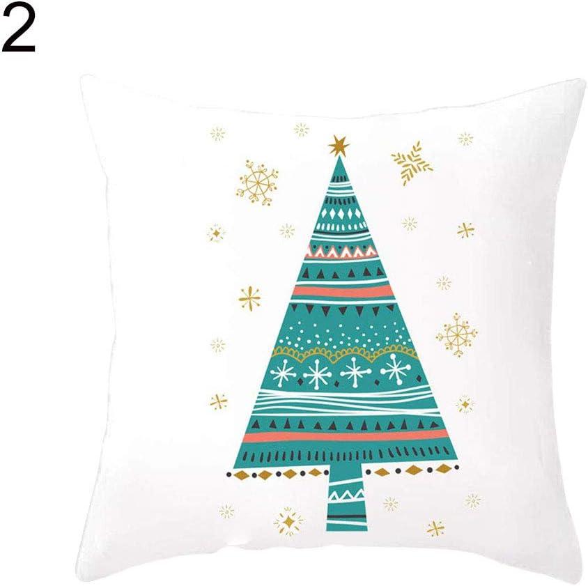 albero di zucca 1# litty089 motivo Federa per cuscino da divano o camera da letto