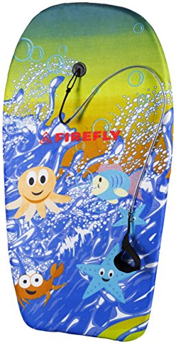 Firefly Bodyboard Schwimmhilfe Polly 33 (Farbe: Polly Krabbe)