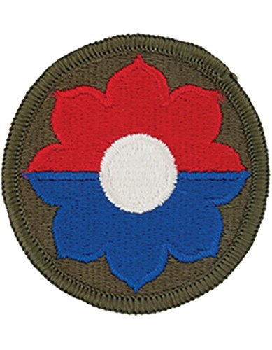 9th Infantry Division Dress Patch ()