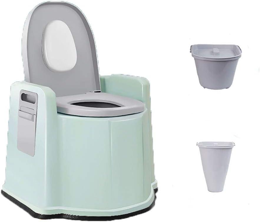 YMN Ligero Y Portátil WC De Campaña, con Los Asientos ...