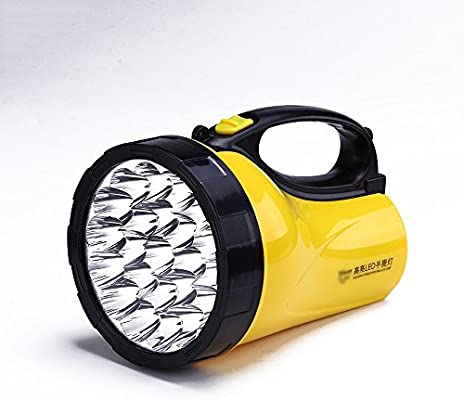 Flashlighx Alto Brillo Recargable Portátil LED Reflector ABS ...