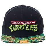 ninja snapback - Teenage Mutant Ninja Turtles Sublimated Bill Snapback