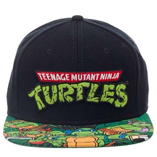 Teenage Mutant Ninja Turtles Sublimated Bill Snapback