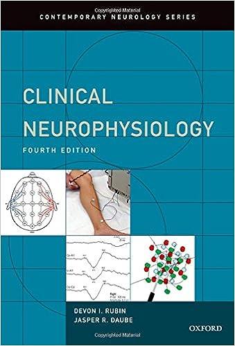 Clinical Neurophysiology (Contemporary Neurology Series
