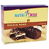 Cheap NutriWise – Rockie Road Diet Protein Bars (7 bars)