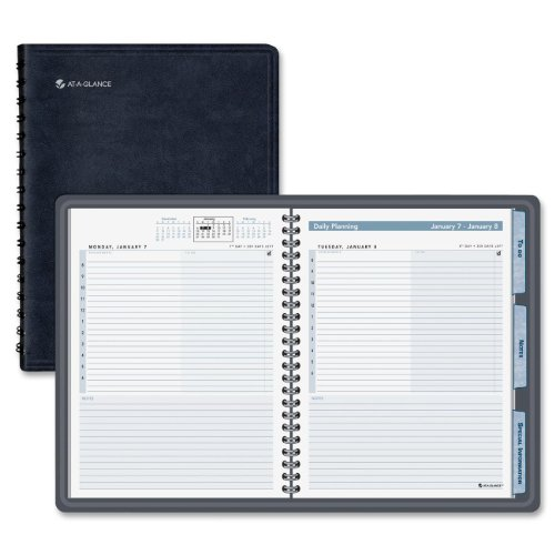 - AT-A-GLANCE Daily Action Planner Appointment Book (AAG70EP0305)