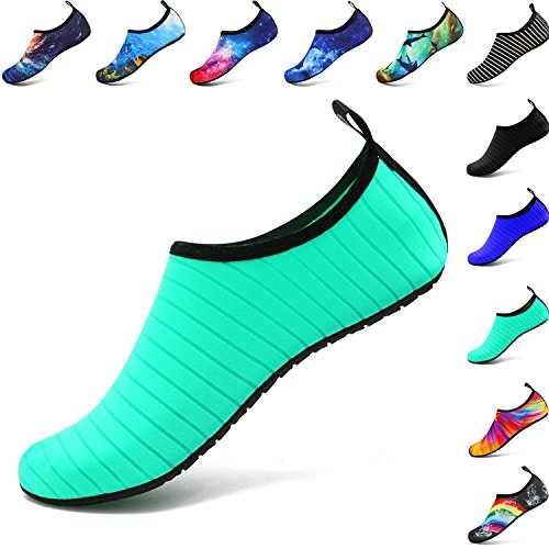 Boating Beach Green Lake Unisex for Dry Yoga Quick Park 2 Womens Sports Aqua Swim Shoes Driving Shoes Swim welltree Breathable Shoes Garden Mens Dance Walking Water zUSnHqgH