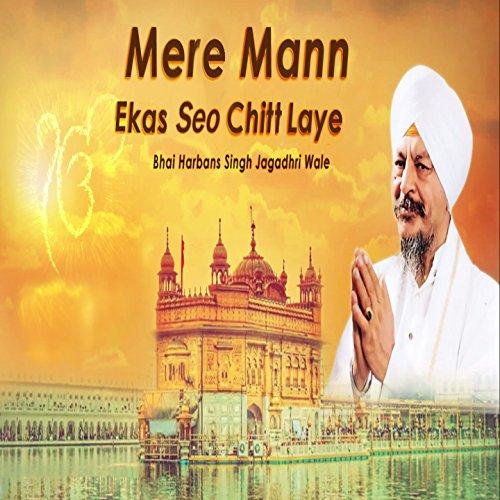 Mere Man Ekas Seyo Chitt Laye (Bhai Harbans Singh Ji Jagadhari Wale Albums)