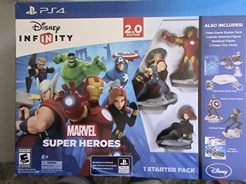 ps4 marvel infinity - 5
