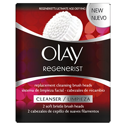 Olay Regenerist Replacement Cleansing Brush Heads, 150 g (Oil Olay Scrubber)