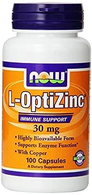 NOW Foods Opti L-zinc