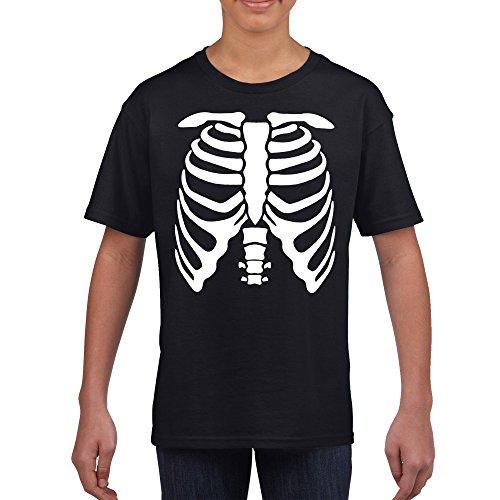 T Squelette Des Black Robe shirt Effrayant Halloween Fantaisie Mens Skeleton Tshirt Hommes qfxwE4