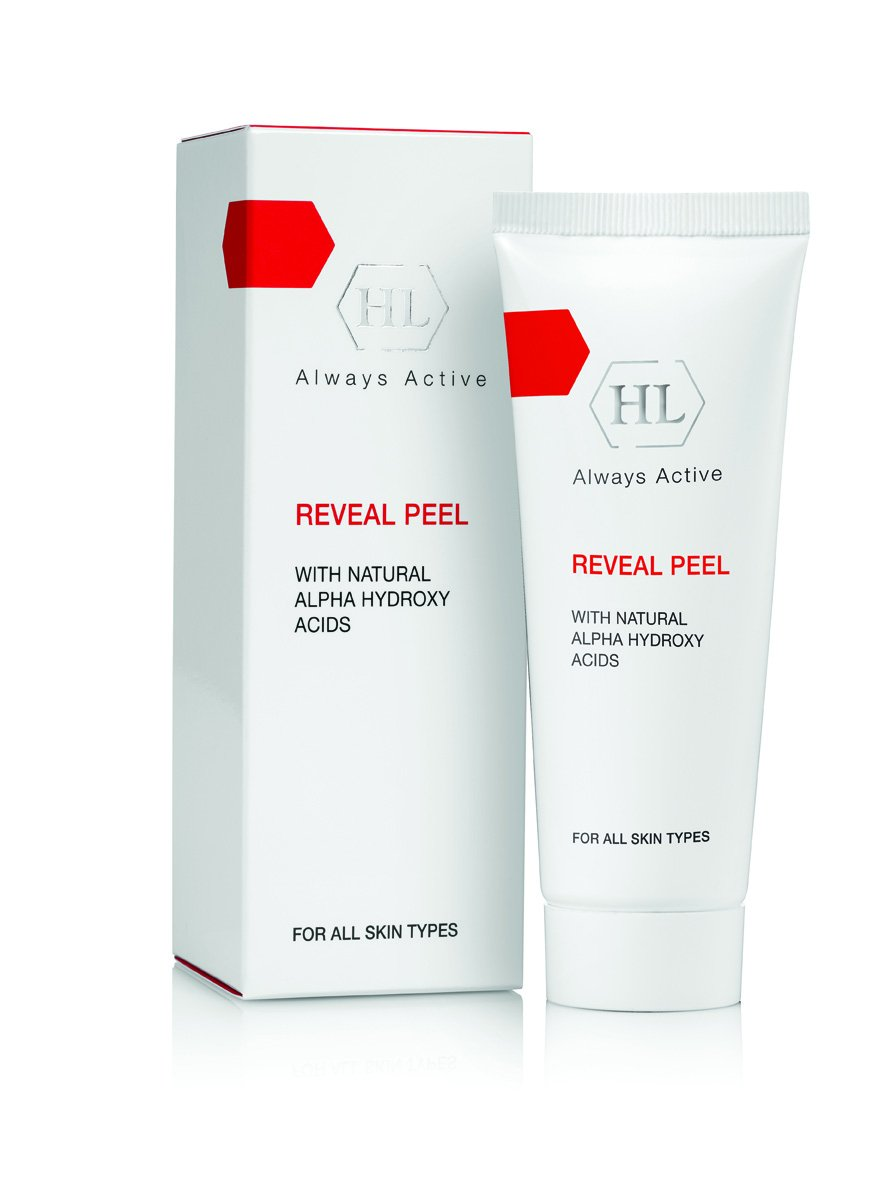 HL Reveal Peel with Natural Alpha Hydroxy Complex For All Skin Types, 75ml / 2.5 fl.oz Pharma cosmetics