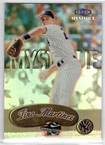 - Baseball MLB 1999 Mystique Gold #29 Tino Martinez Yankees