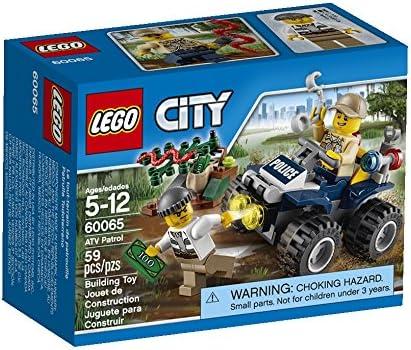 LEGO, City, ATV Patrol (60065)