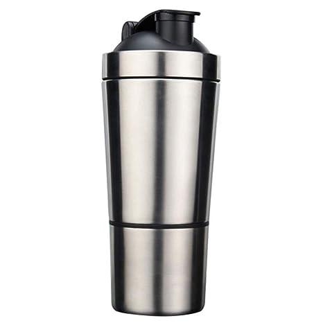 SeaStart Protein Shaker en Acero Inoxidable de nutrición de ...