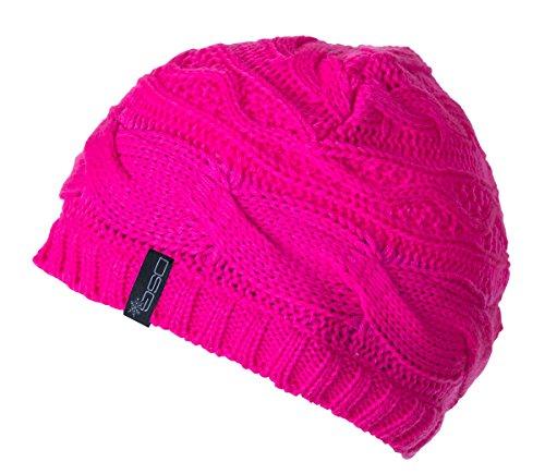 (DSG Outerwear Blaze Hunting Beanie, Blaze Pink, One Size )