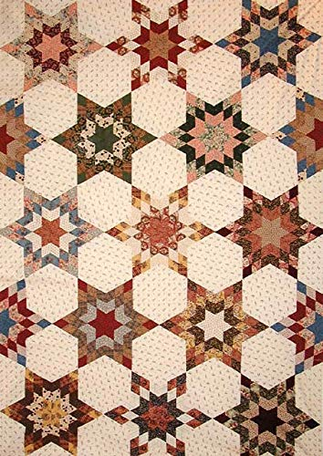 Laundry Basket Quilts, Western Star - Traditional Quilt Pattern