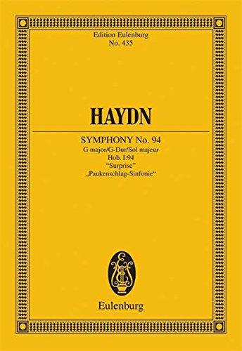 Sinfonie Nr. 94 G-Dur,