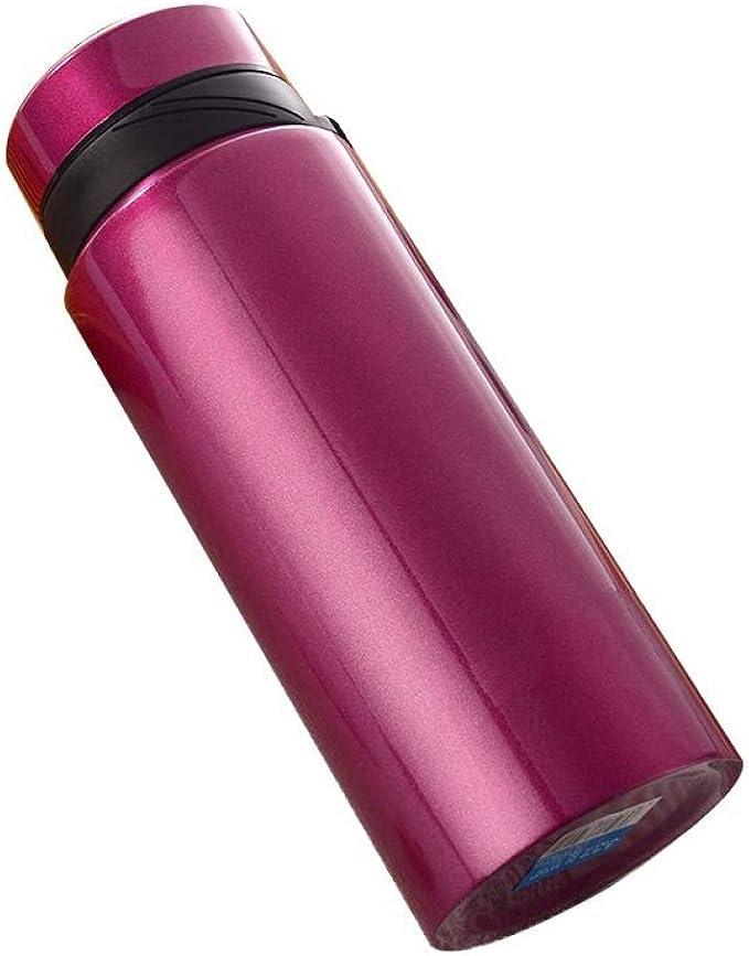 Amazon.com: LXLWAN 750 ml doble pared termo Chilly Botella ...