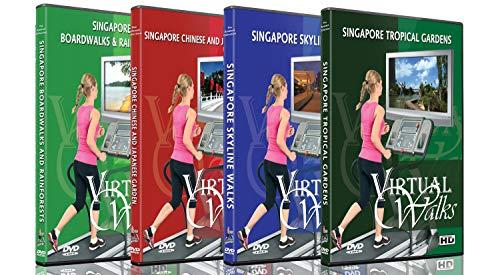 4 Virtual Walks...