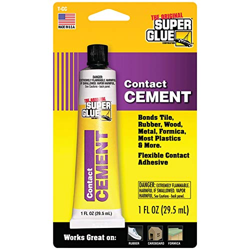 The Original SuperGlue T-CC Contact Cement