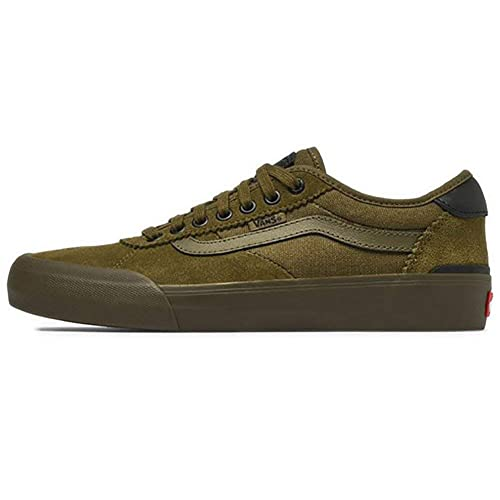 52cd6de203 Vans SCARPE SKATEBOARD CHIMA PRO 2 CUB DARK GUM 42 1 2  Amazon.co.uk  Shoes    Bags