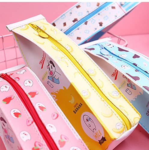 Milk Carton Pencil Case | 8 Varieties | Kawaii Stationery 4